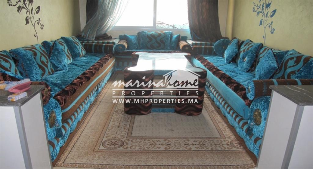 Appartement de 140m² titré à Tétouan-Boujarrah