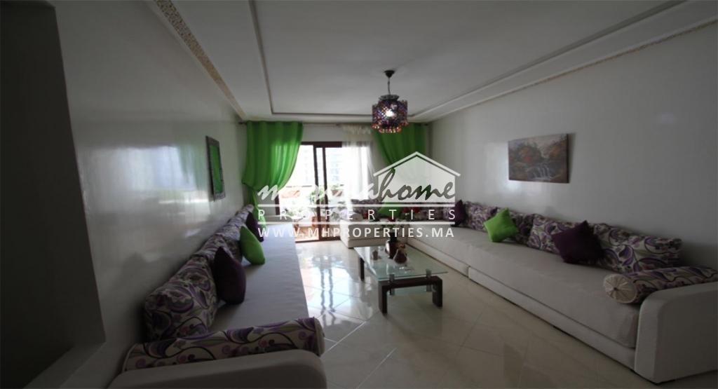 Appartement à la corniche de Tanger