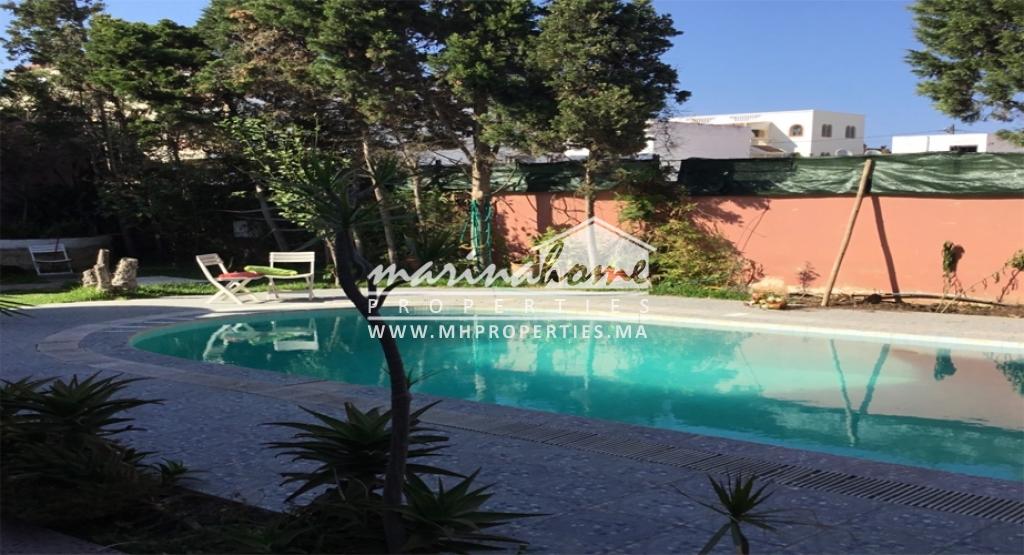 Villa avec piscine privée sur la route de Cabo Negro