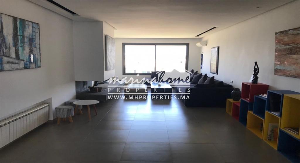 (PV0073) Appartement de Haut Standing à Rabat