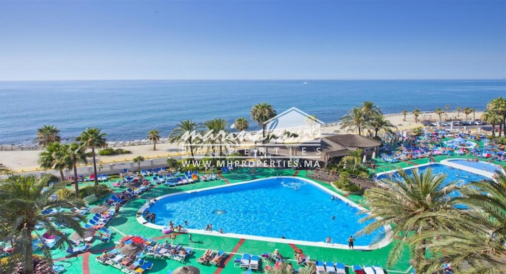 Des apparts-hotel à Benalmadena- Costa del Sol (ESPAGNE)