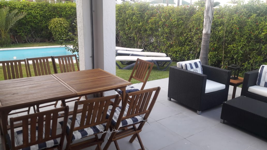 (W.0031) Villa avec piscine privée à MARINA SMIR