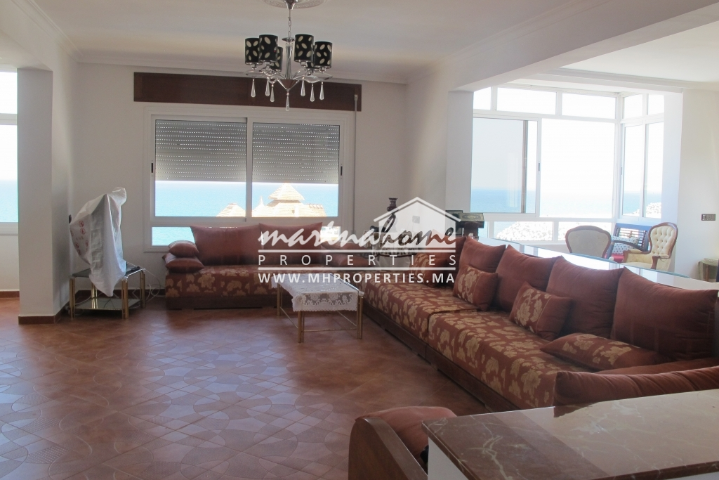 (PL0081) Appartement avec vue sur mer en Location Par MOIS