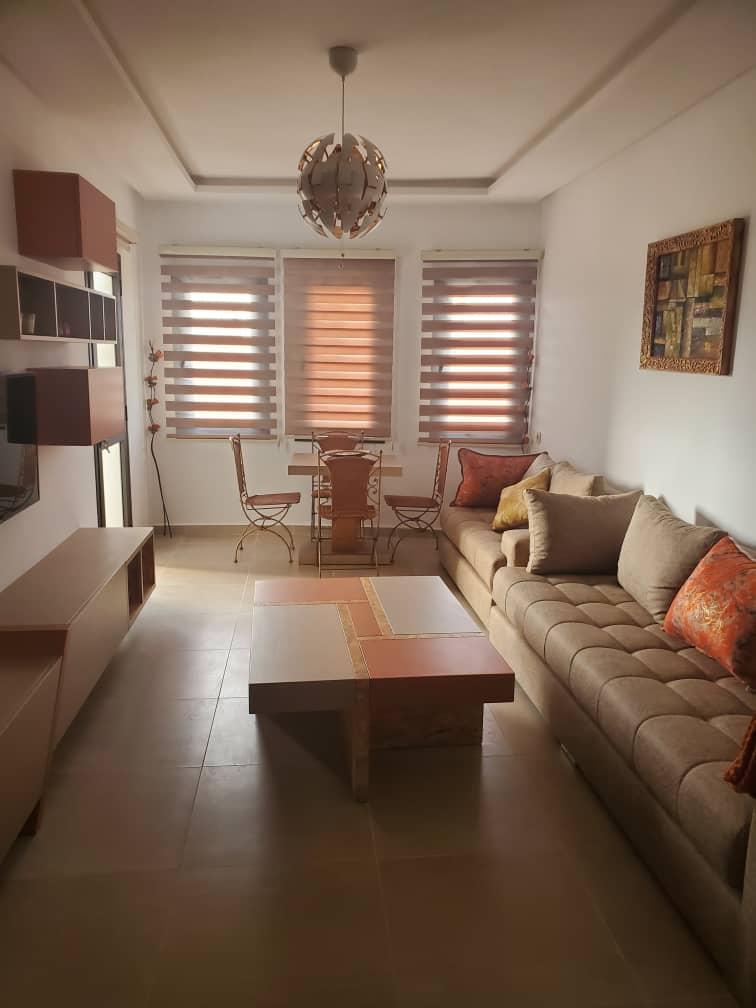 (P.L0090) Appartement bien meublé à Colina Smir