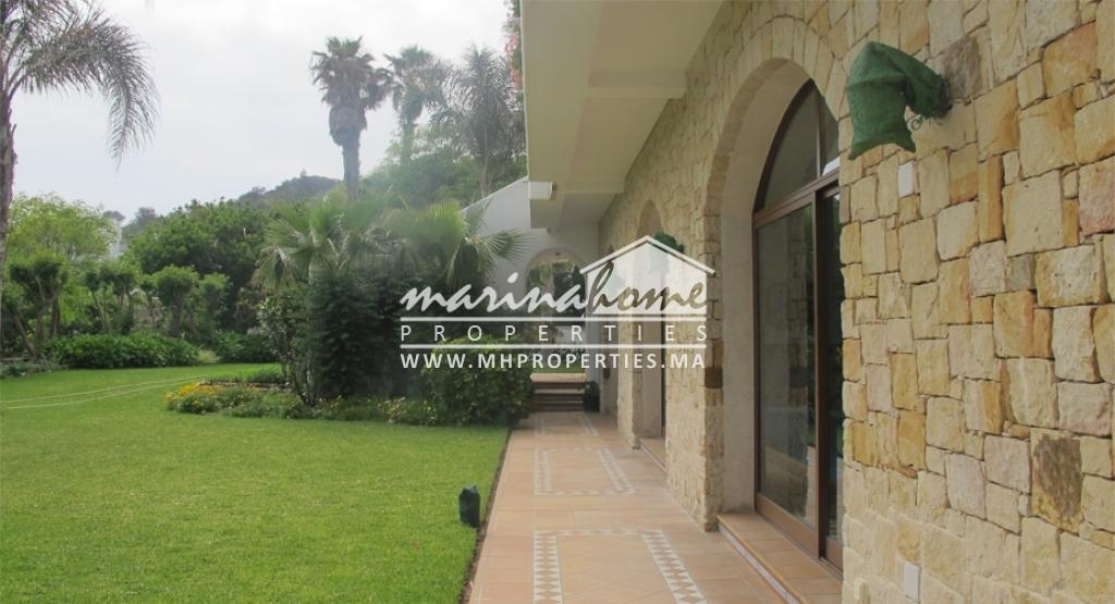 Villa avec piscine privée et accès directe à la plage