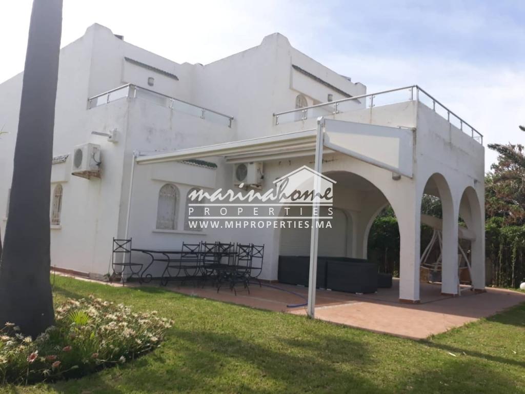 Villa à vendre à Marina Smir