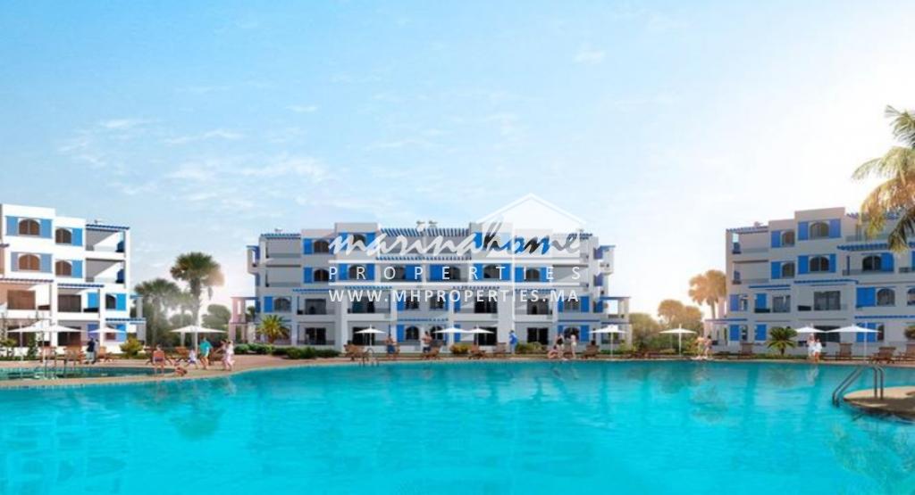 Des appartements neufs à Cabo Negro avec un prix attractif