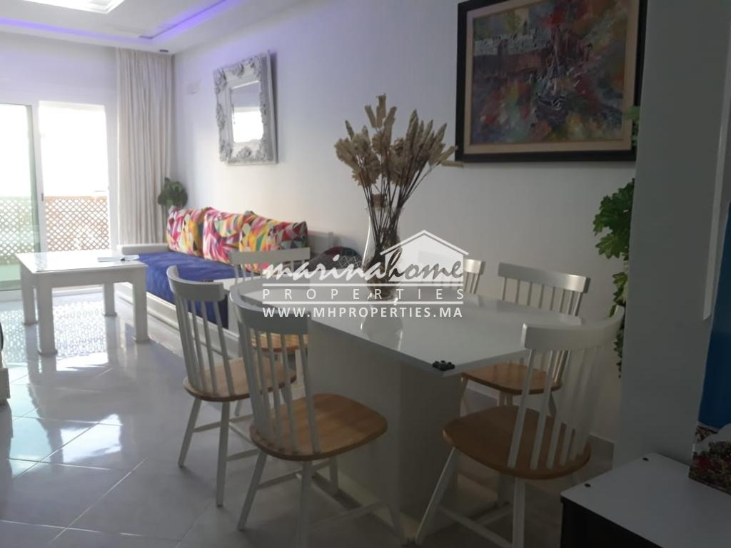 Appartement de luxe à Martil avec vue sur mer