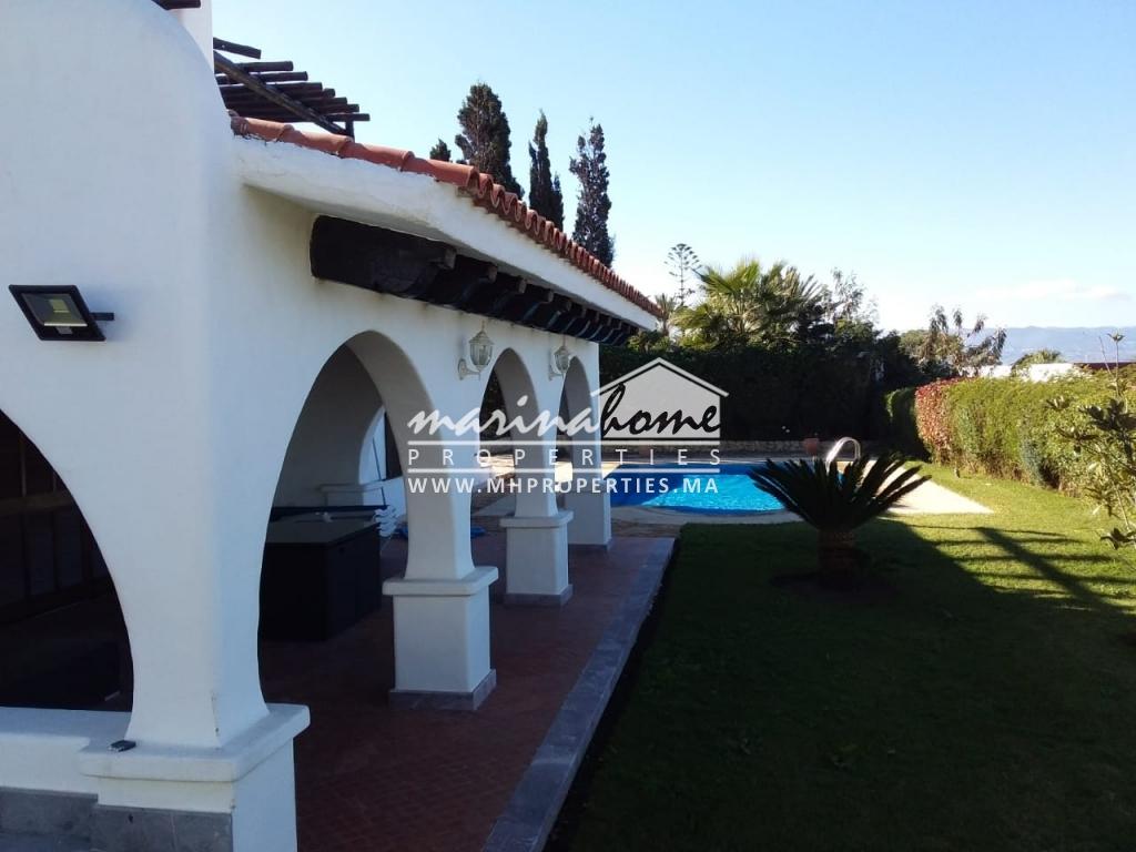 (W0013) Villa avec piscine privée au Golf- Cabo Negro