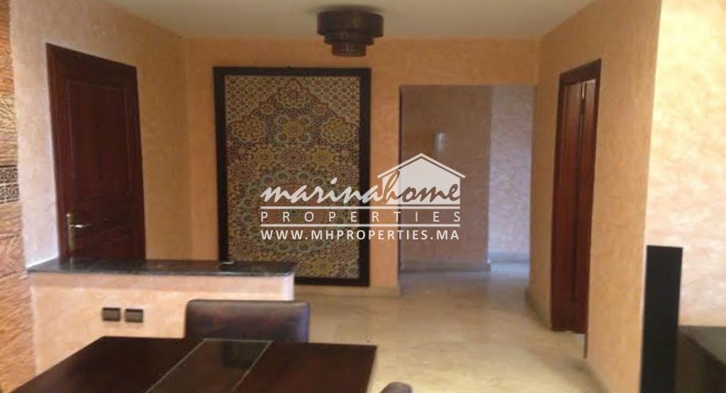 Appartement meublé de 100m² à Tanger