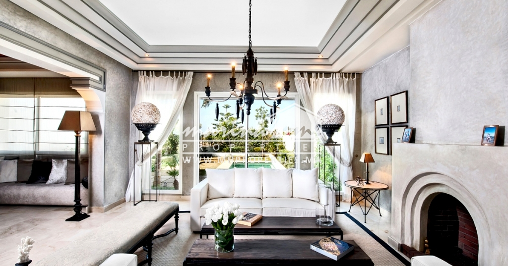 Acheter maison au maroc plan villa de luxe acheter une for O miroir montreal