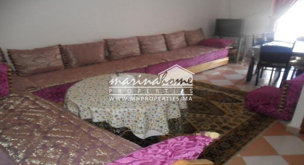 Appartement de 64 m²  titré à Mdiq