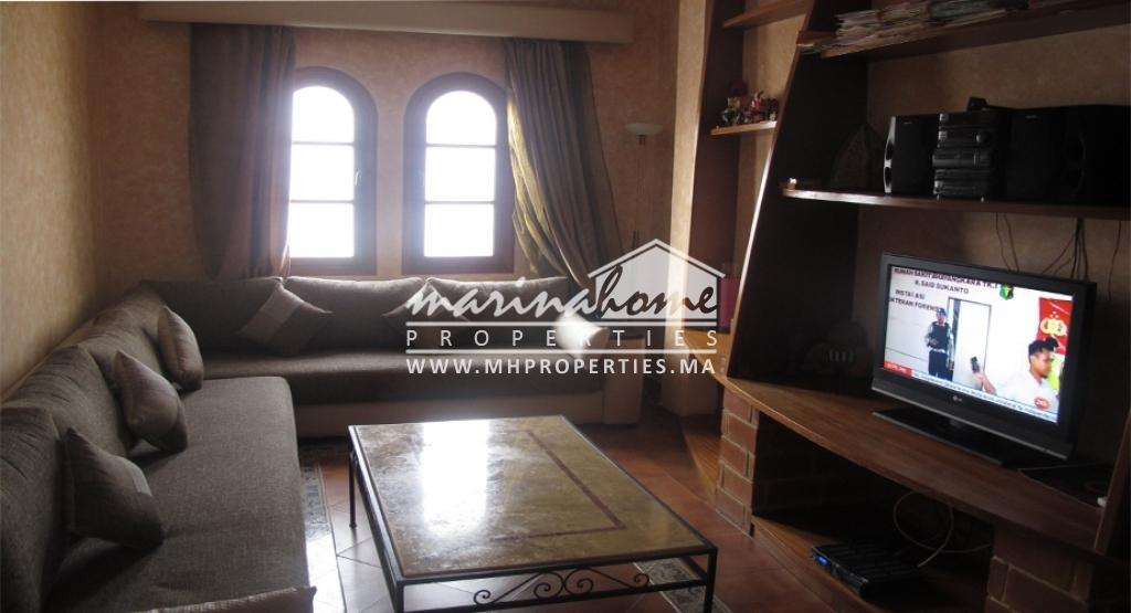 Appartement meublé de 60 m² à Cabo Negro.