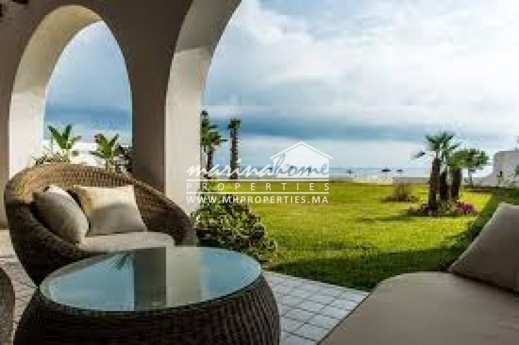 (W0020) Villa pied dans l'eau au Golf Beach- Cabo Negro