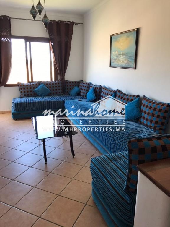 (PV0078) Appartement de 74m² à Colina Smir