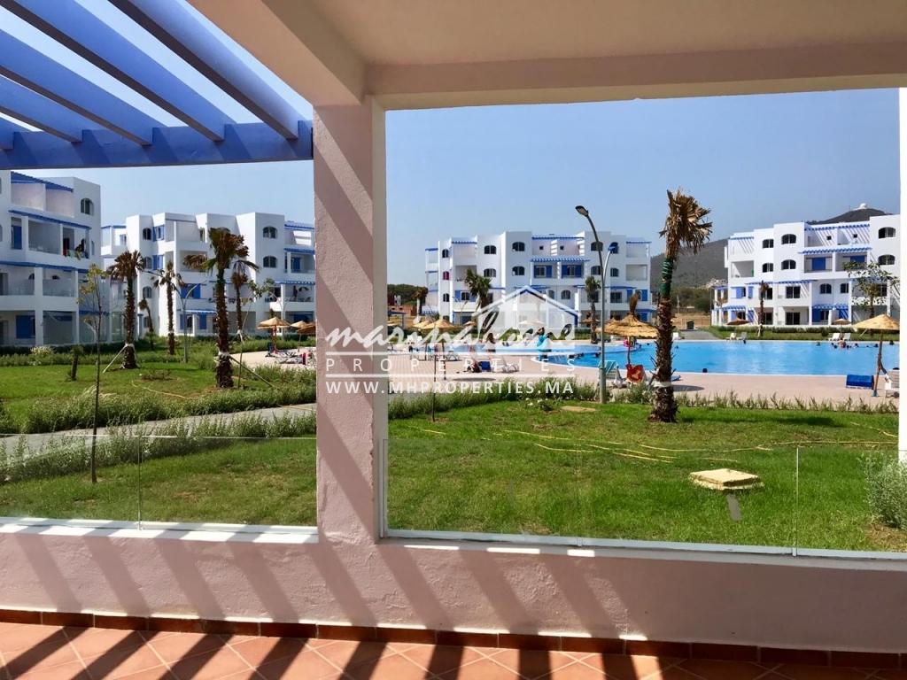 (PV0086) Appartement face à la piscine à Cabo Negro