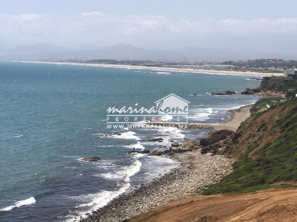(TV009) Terrain pied dans l'eau de 3500m² à Cabo Negro
