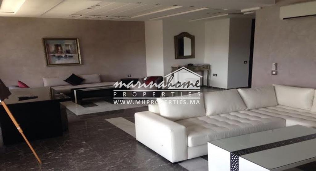 Appartement Haut Standing à Tanger