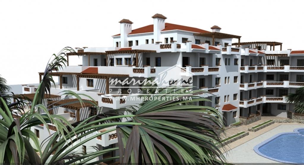 De beaux appartements neufs à Ouad Laou