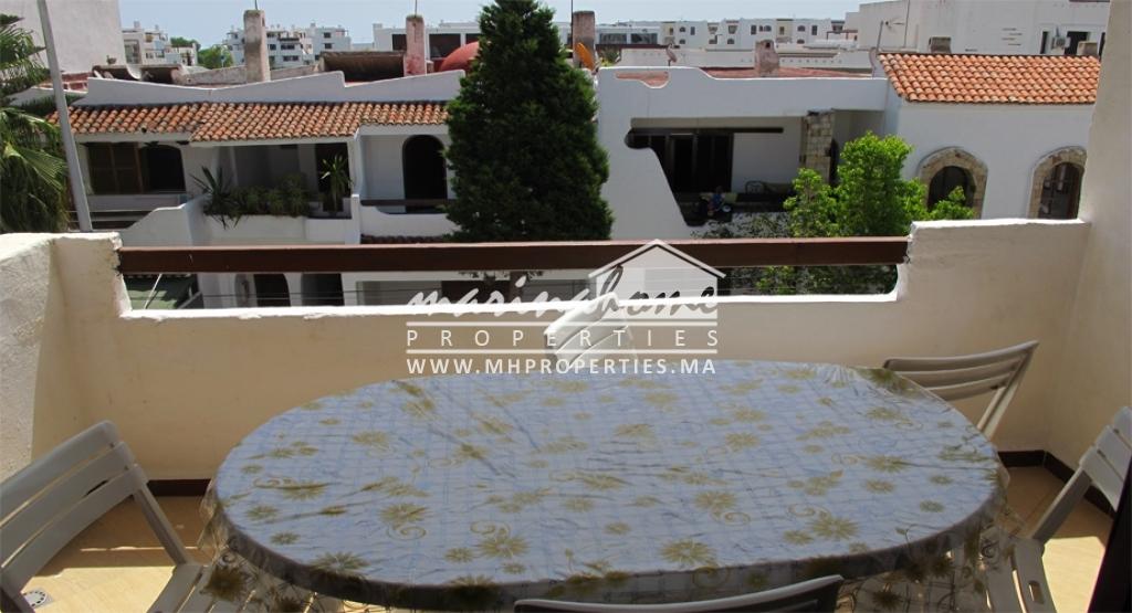 Appartement avec piscine à Cabo Négro
