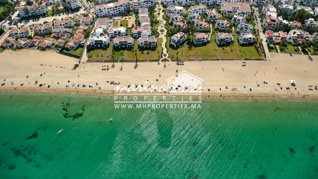(W0016) Villa en front de mer à Bahia Smir