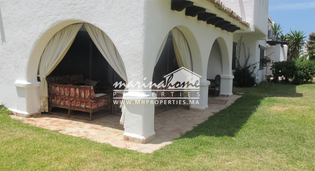 (PL0040) Appartement au Golf Beach-Cabo Negro