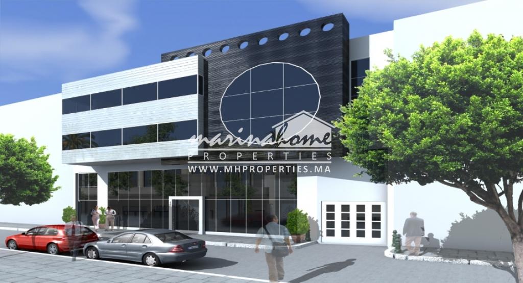 Location Business Center- Bureaux à Tanger