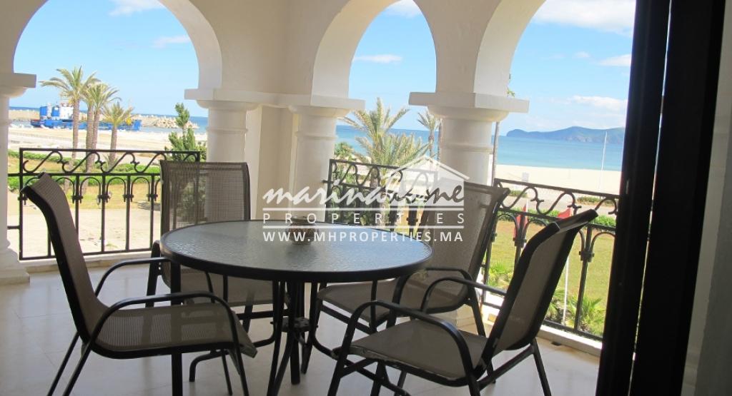 Appartement avec vue sur mer à MARINA SMIR